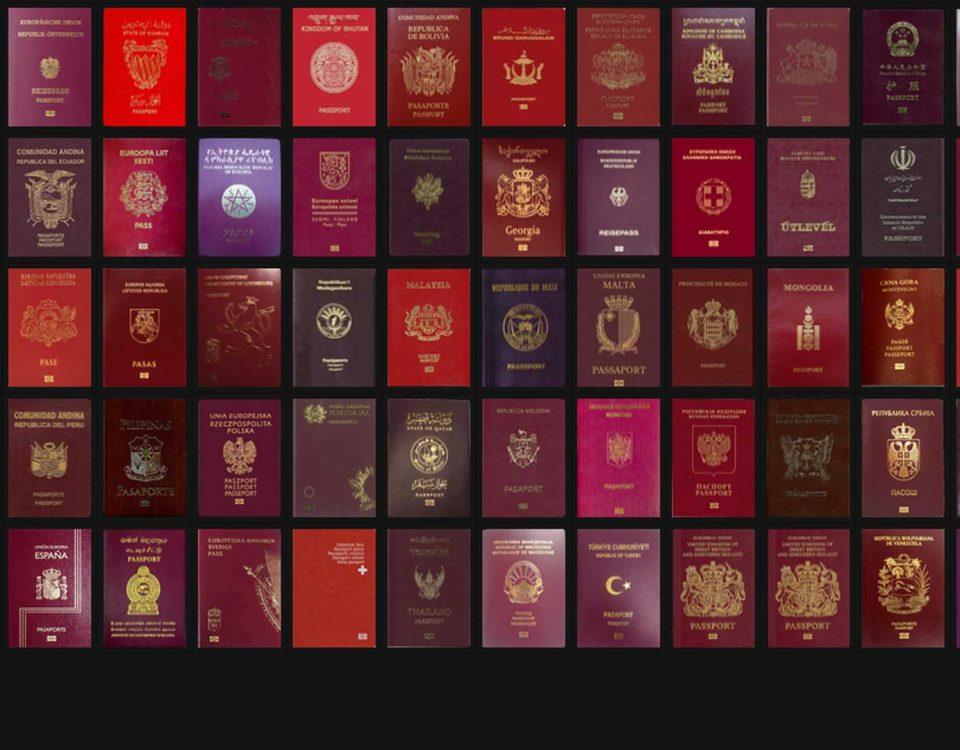 ترجمة جواز السفر | أنطاليا تركيا