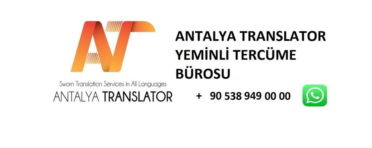 Antalya-Translator- Vergi-Numarası-Almak
